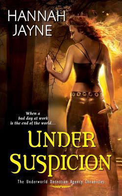 Under Suspicion By Jayne, Hannah