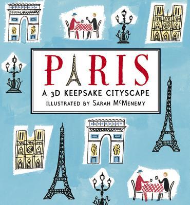 Paris By McMenemy, Sarah/ McMenemy, Sarah (ILT)